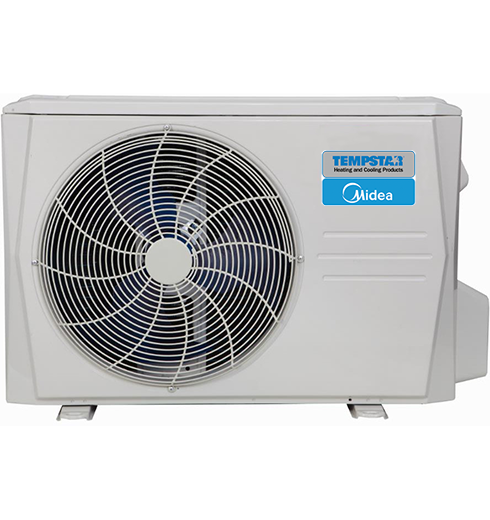 Deluxe®  40 SEER Ductless Outdoor Heat Pump