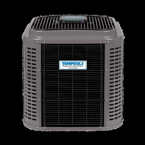 Deluxe® 17.5 SEER Two-Stage Heat Pump