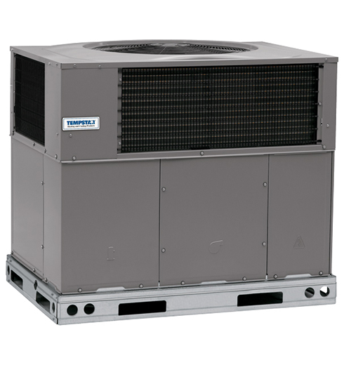 QuietComfort® 14 SEER Packaged Gas Furnace/Air Conditioner Combination