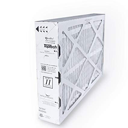 QwikBox® Collapsed Air Cleaner