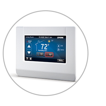 Affinity™ Series Residential Communicating Control