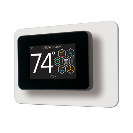 2.8-inch Hx™ Touch-screen Thermostat