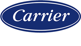 Carrier Standard Logo - White