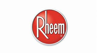 Rheem Air Conditioning Product Offering