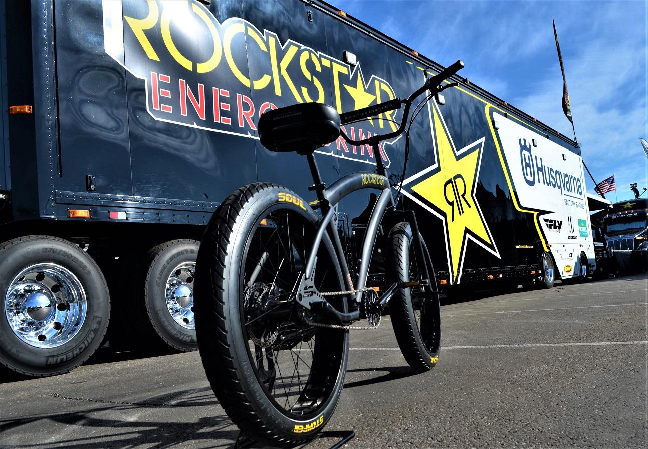 Limited edition ROCKSTAR® STOMPER'S