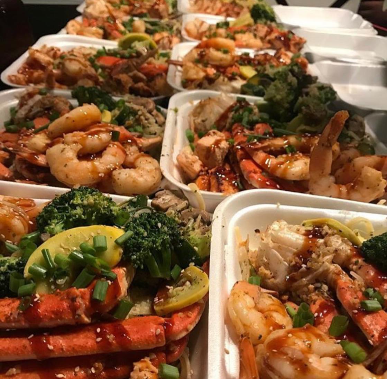 Compton S Soul Food Pop Up Trap Kitchen Makes Tour Stop In Austin Soulciti Black Austin News Events And Business