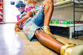 Jonathan Chaka Mahone Riders Against the Storm DAWA Black Live Music Fund Austin Tx