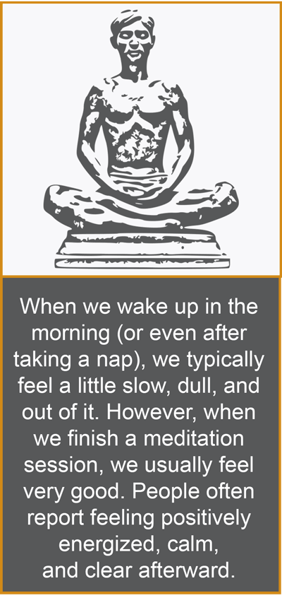 Meditation Vs Sleep