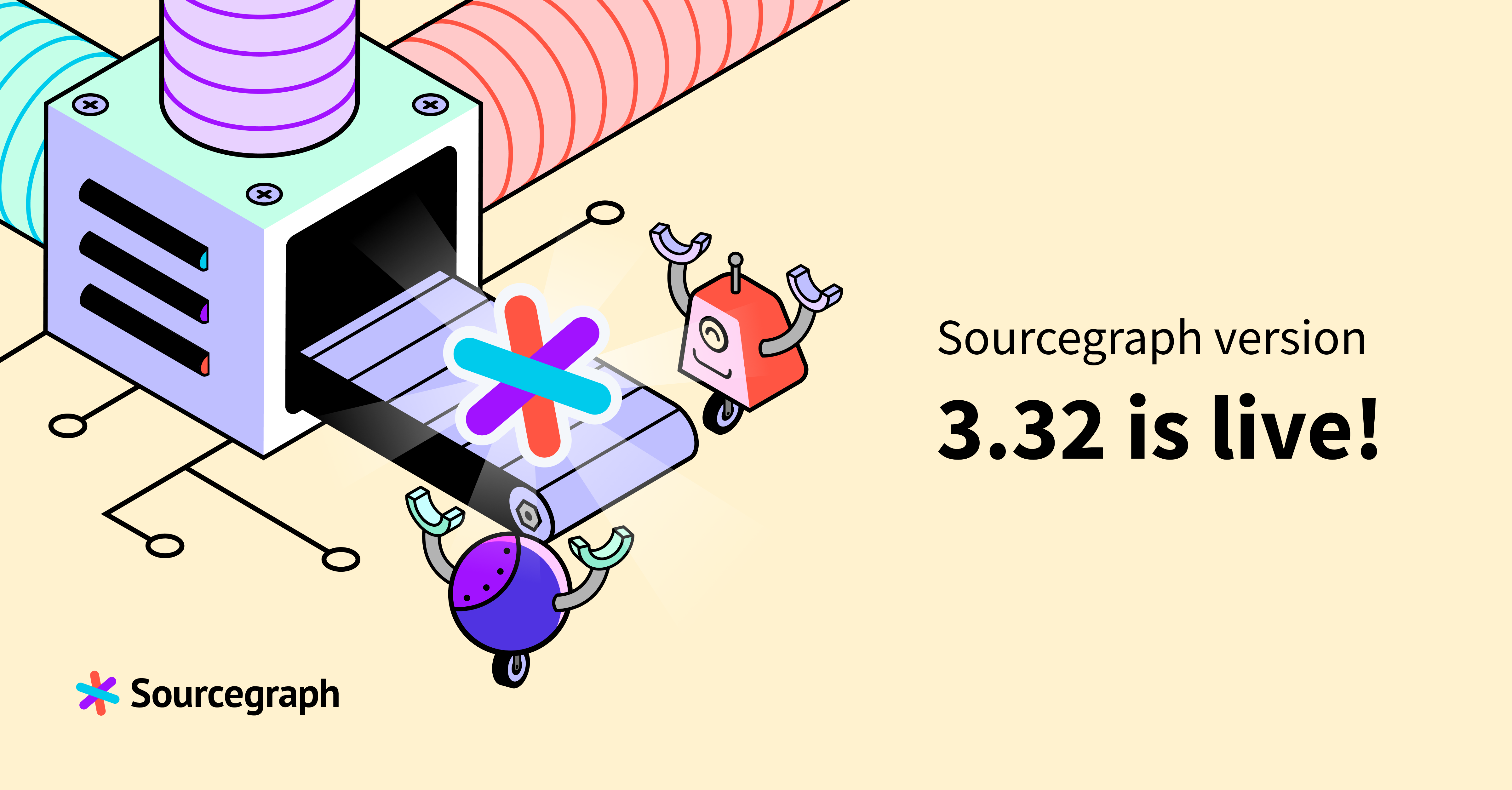 Sourcegraph 3.32 release