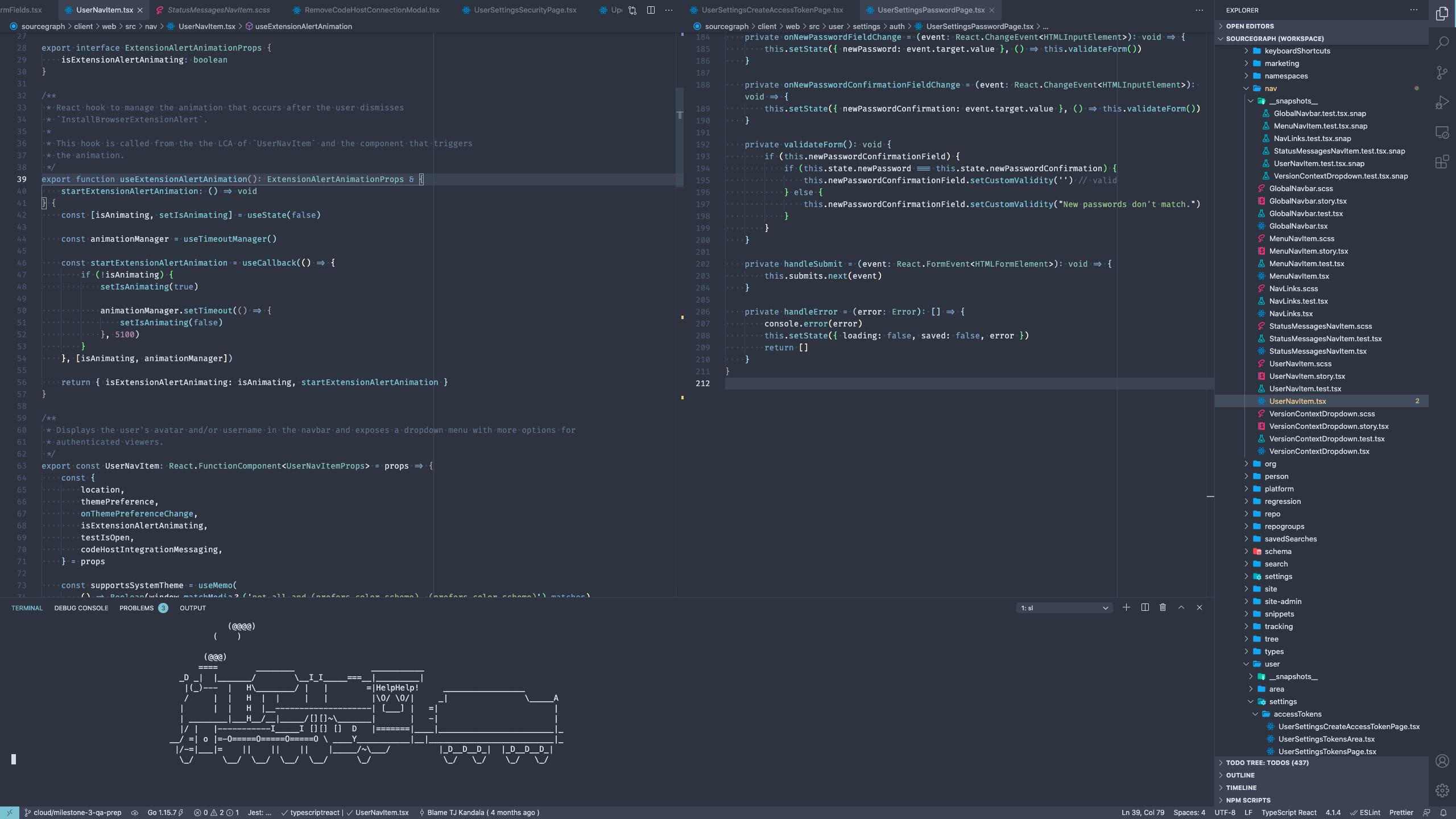 Workspace 1 of Artem Ruts, Software Engineer