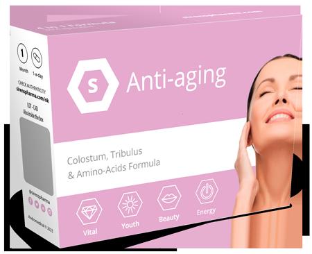sirenspharma anti-aging