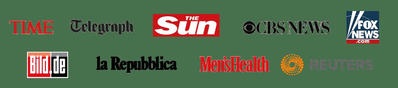 news media logos
