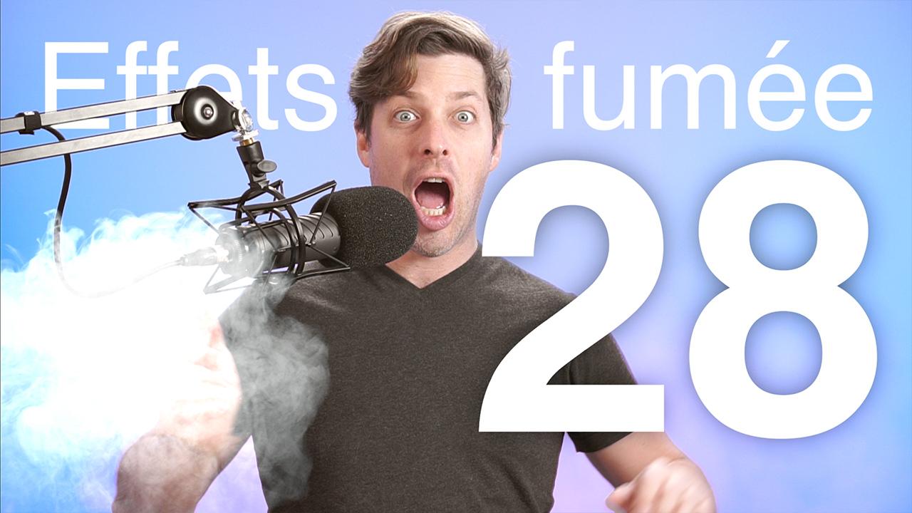 28 effets de fumée gratuits à télécharger pour FinalCutPro FCPX et les autres...