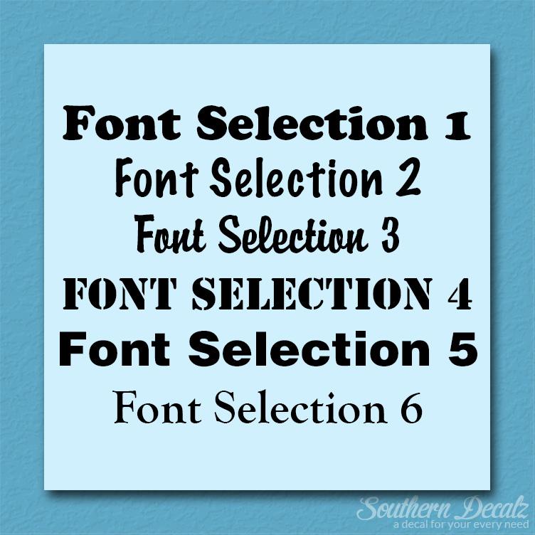 25 Printed Fills 6 Fonts Custom Norwegian Elkhound Dog Name Decal Sticker