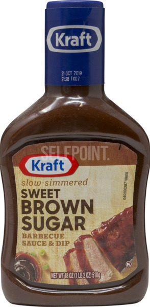 Barbecue Sauce   Sweet, tangy barbecue sauce can be a (non