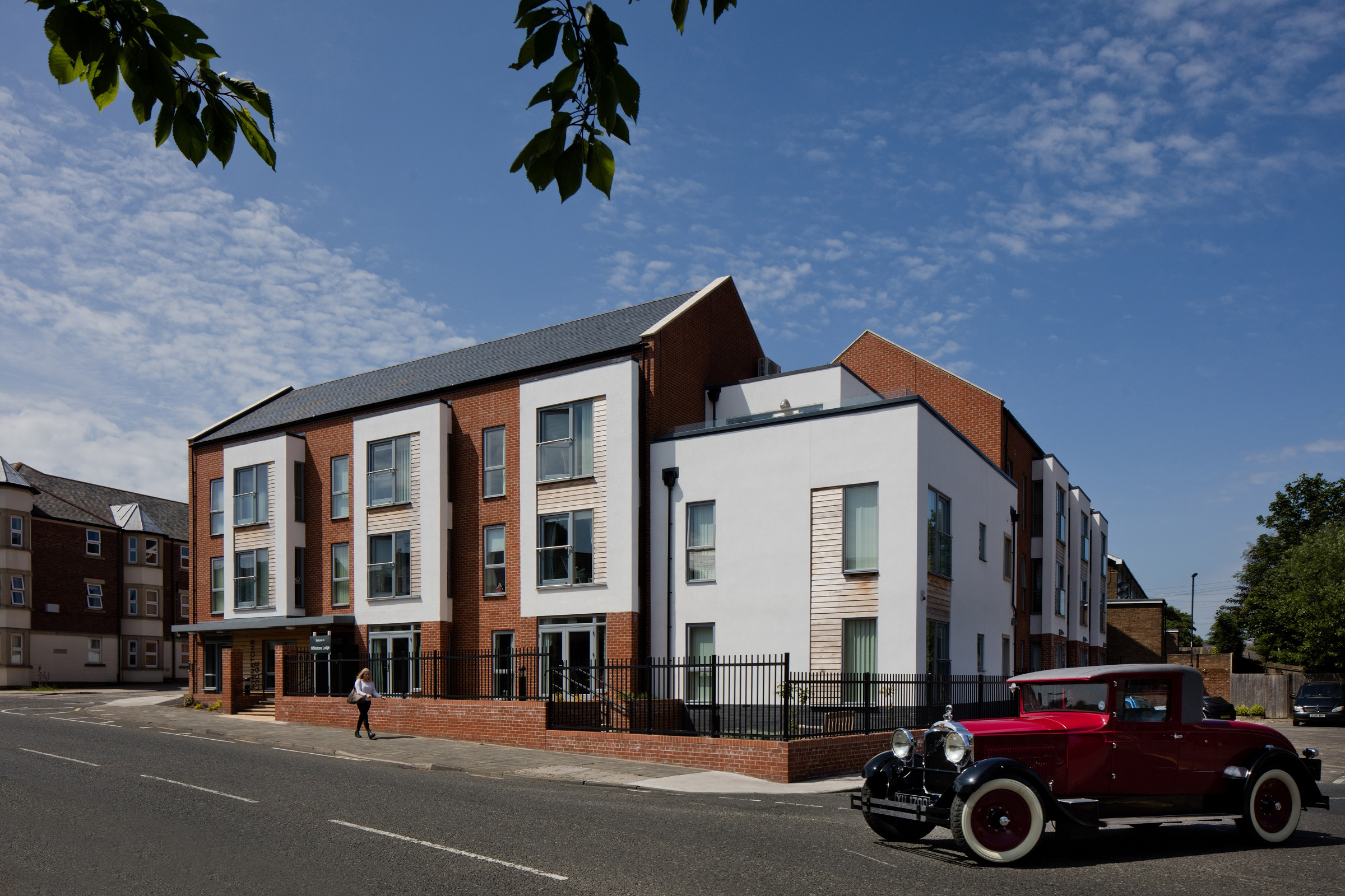 Pioneering housing project in North Tyneside | News | Space