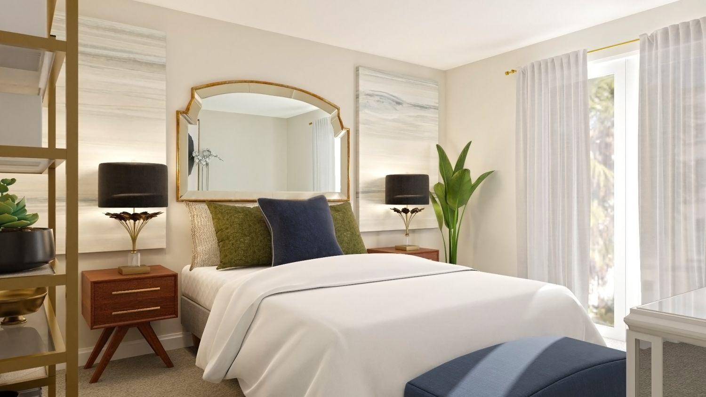 4 Quick Easy Diy Headboard Ideas For Your Bedroom Spacejoy