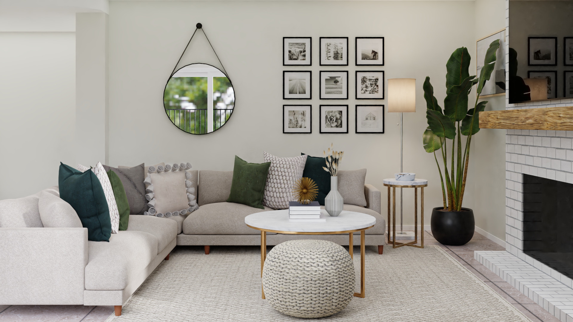 20 Simple Living Room Decorating Ideas brimming with style