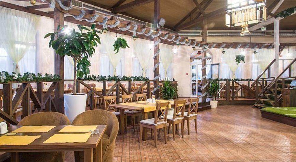 Ресторан, Банкетный зал, У воды на 120 персон в Приморский, м. Комендантский Проспект от 2500 руб. на человека