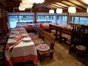 Ресторан на 30 персон в Пушкинский, м. Московская