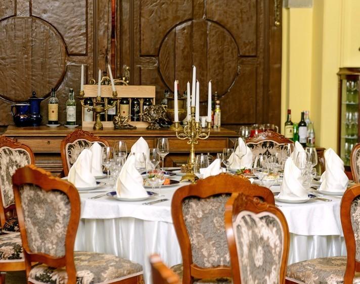 Ресторан, Банкетный зал, При гостинице на 40 персон в Центральный, м. Адмиралтейская, м. Невский Проспект от 2500 руб. на человека