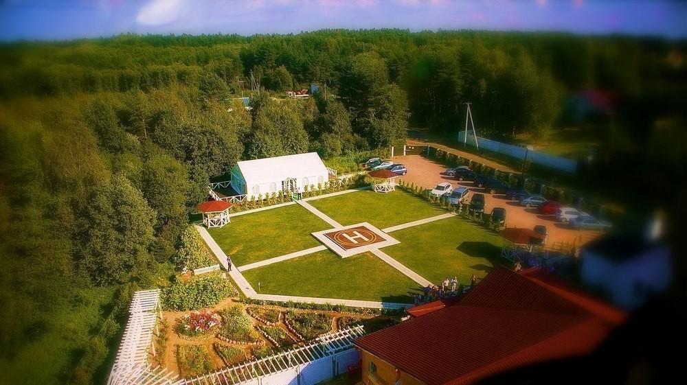 Ресторан, Банкетный зал, При гостинице, За городом, У воды на 130 персон в Калининский, м. Девяткино от 2700 руб. на человека
