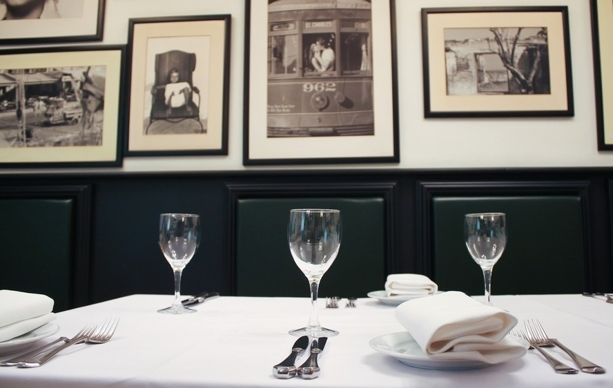 Ресторан, Банкетный зал, При гостинице на 20 персон в Центральный, м. Достоевская, м. Владимирская от 3000 руб. на человека