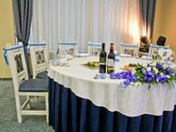 Банкетный зал, При гостинице, За городом, У воды на 50 персон в Петродворцовый, м. Проспект Ветеранов от 2700 руб. на человека