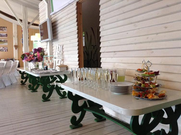 Ресторан, Банкетный зал, При гостинице, У воды, Летняя веранда на 100 персон в Выборгский, м. Озерки от 2000 руб. на человека