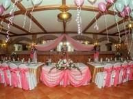 Свадебные дворцы на 15 персон