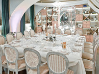 Свадебные залы для банкета