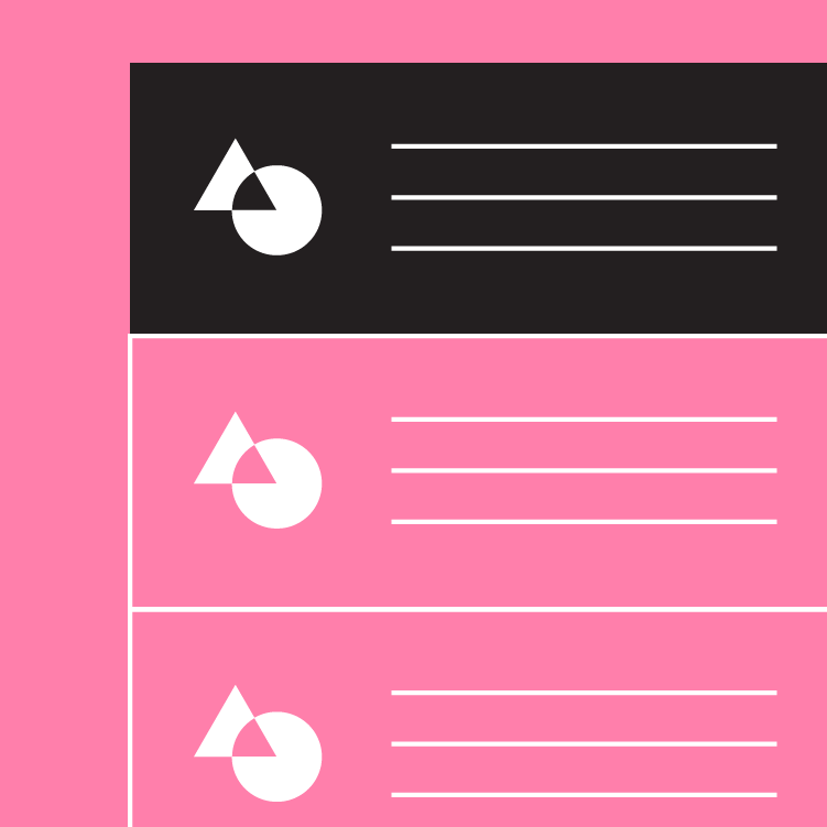 android material design listview example