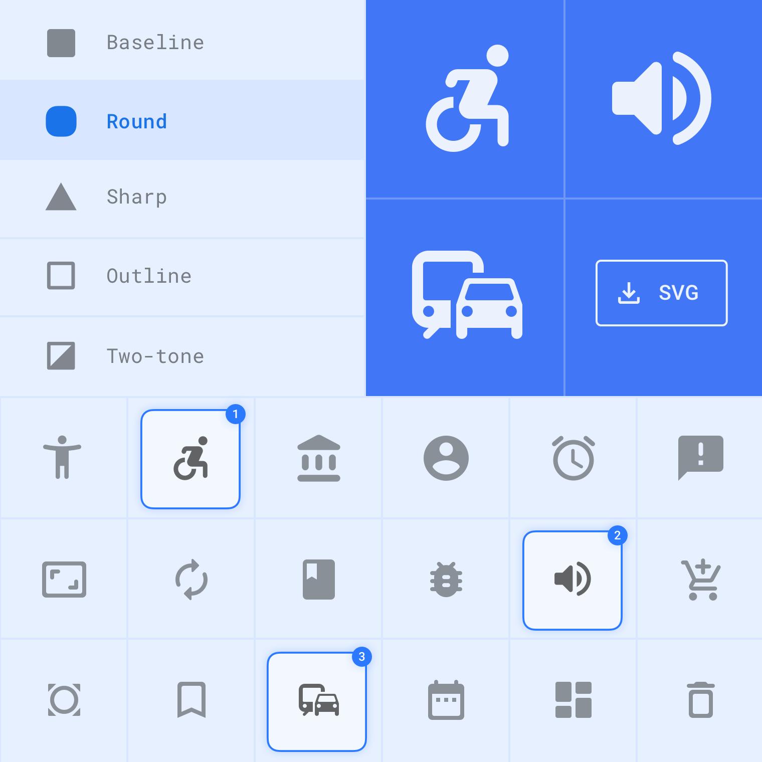 adobe cc icons 2018