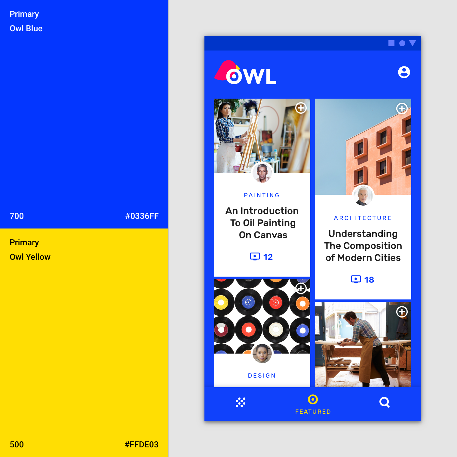 Color Scheme Designer the color system - material design