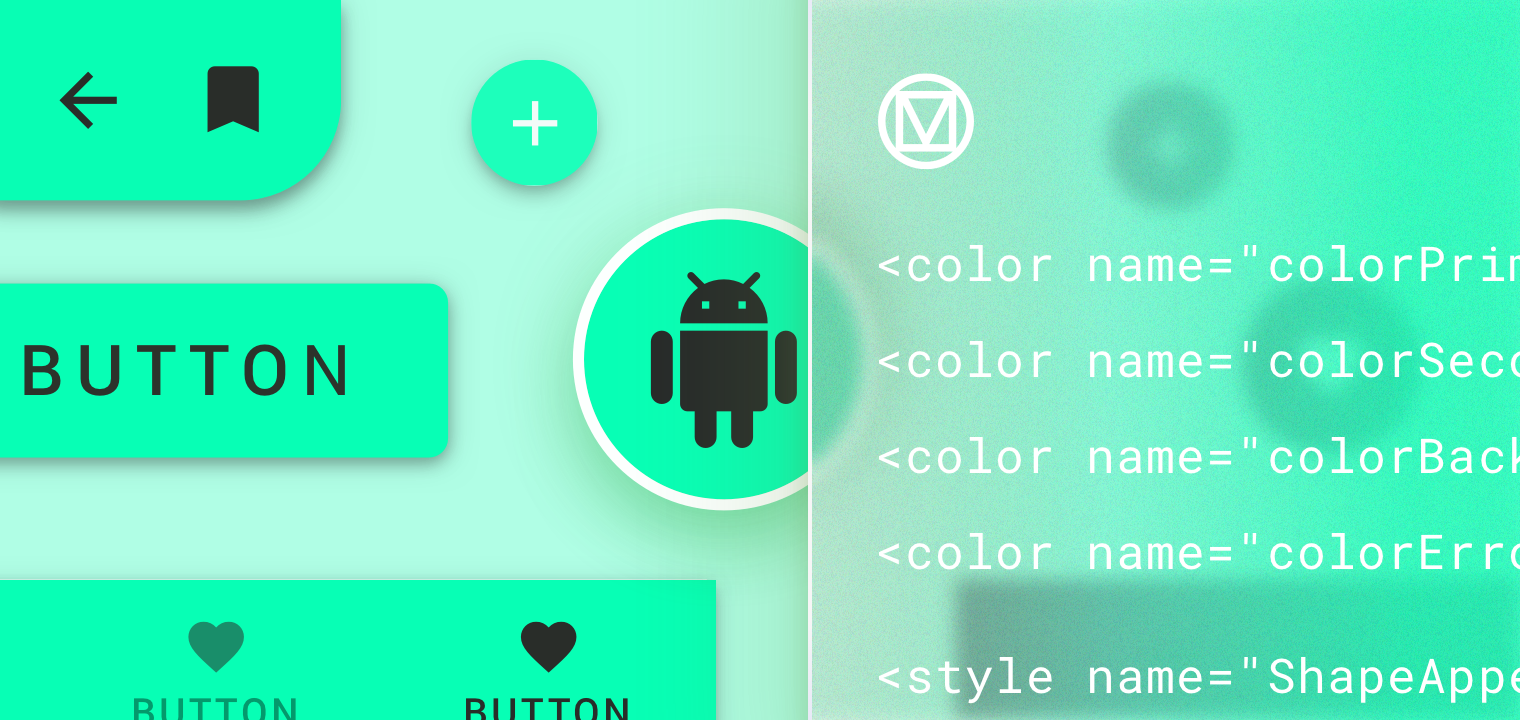 Develop for Android - Material Design