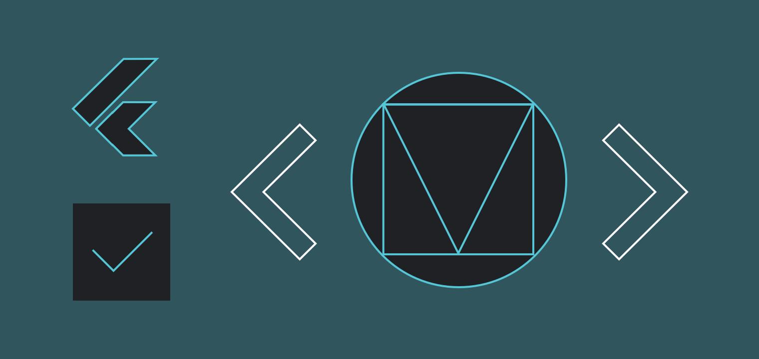 Develop for Flutter - Material Design