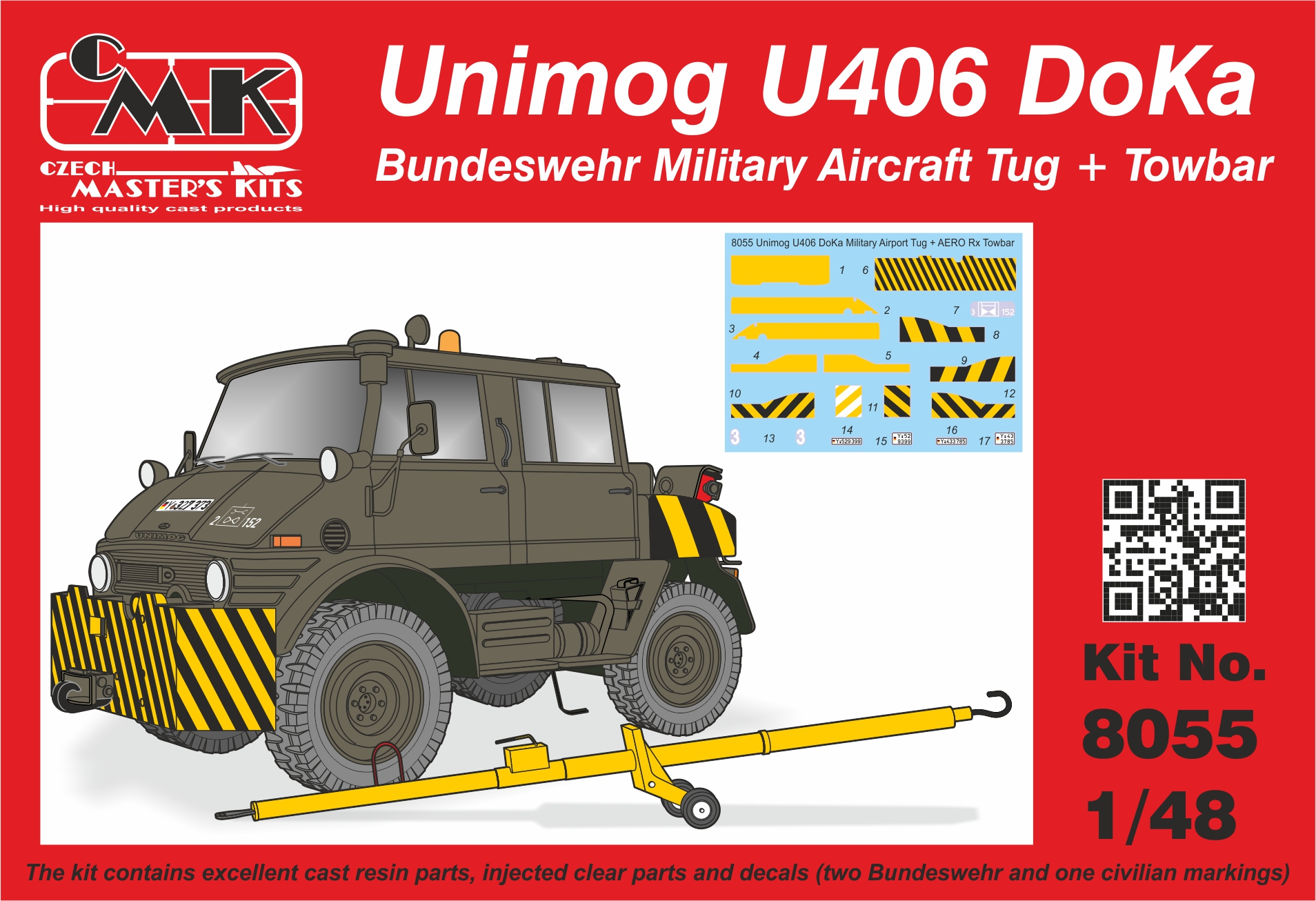 Planet Models 129-MV120 MAN LE 10.220 Bundeswehr Military Aircra in 1:72