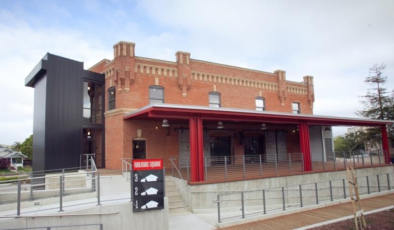 Historic Depot Square, San Luis Obispo, CA. «