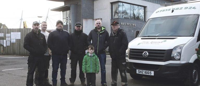 New drive to stop van ban at dump