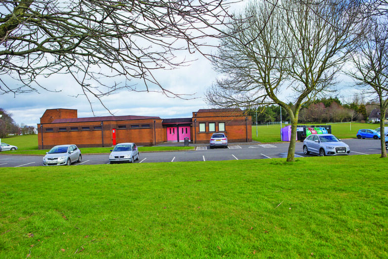 Ward Park is suggested new site for Bangor Integrated Primary School