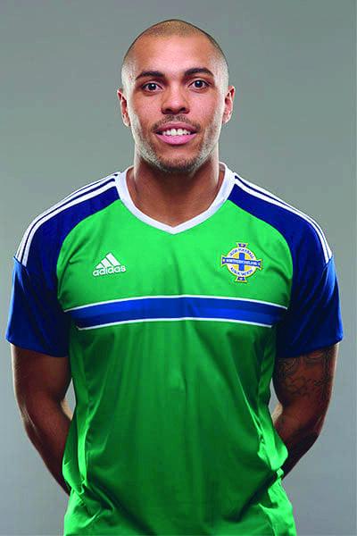 Josh named in Northern Ireland squad
