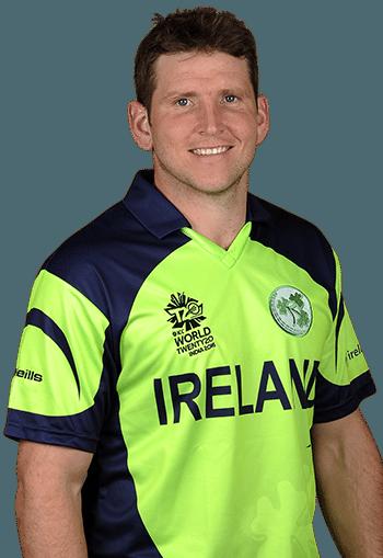Wilson hits winning runs for Ireland