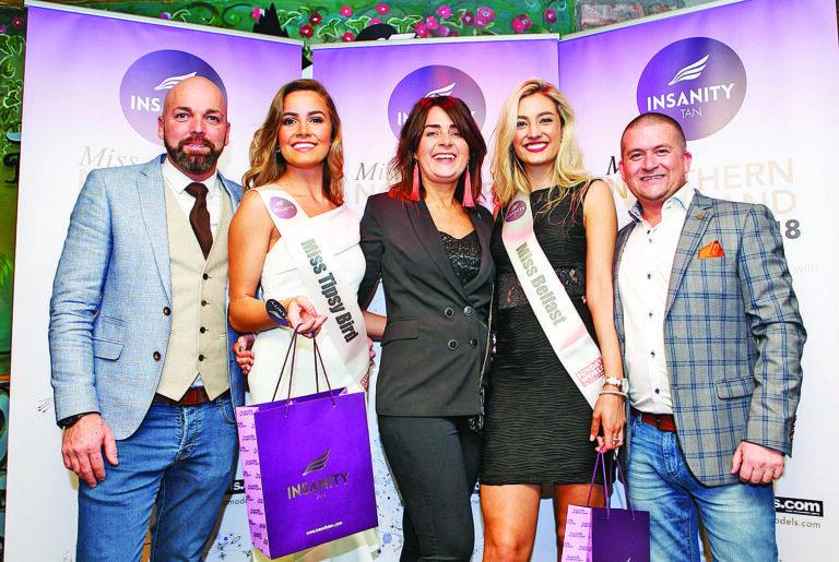 Helen's Bay woman takes Miss Belfast title