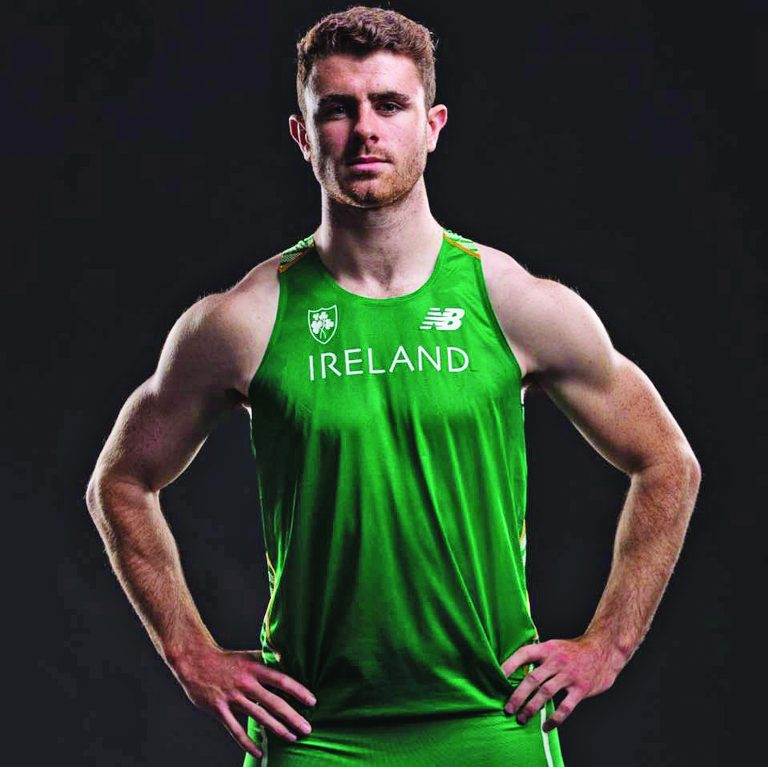 Andrew Mellon sets his sights on the European Championships