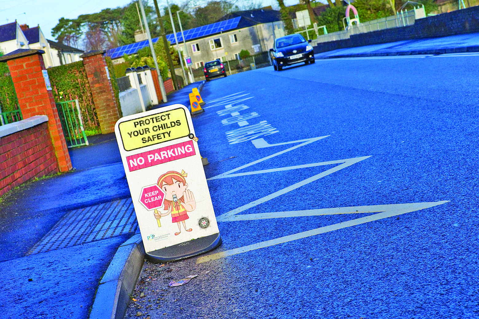 Bizarre plan to scrap 'Dee school  crossing patrol branded a failure