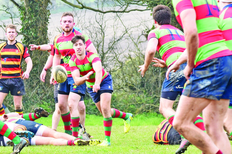 Donaghadee miss out on league title