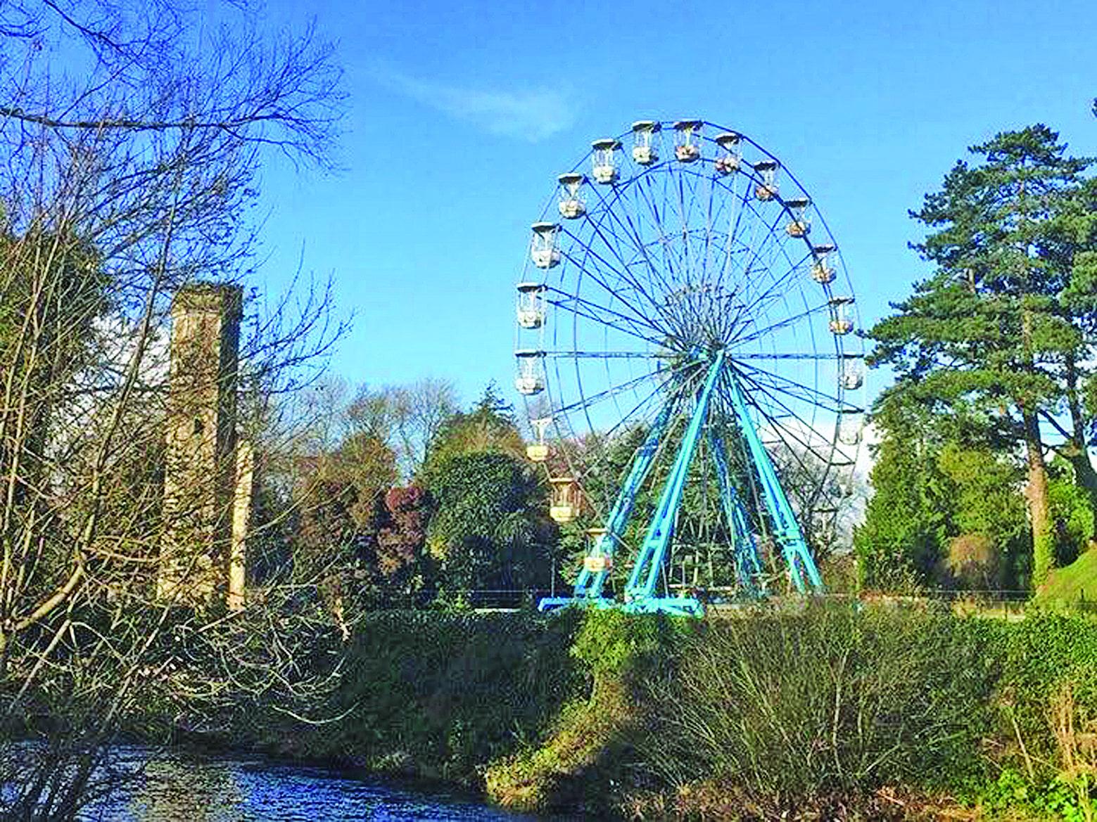 Big wheel coming – Bangor's next big attraction?