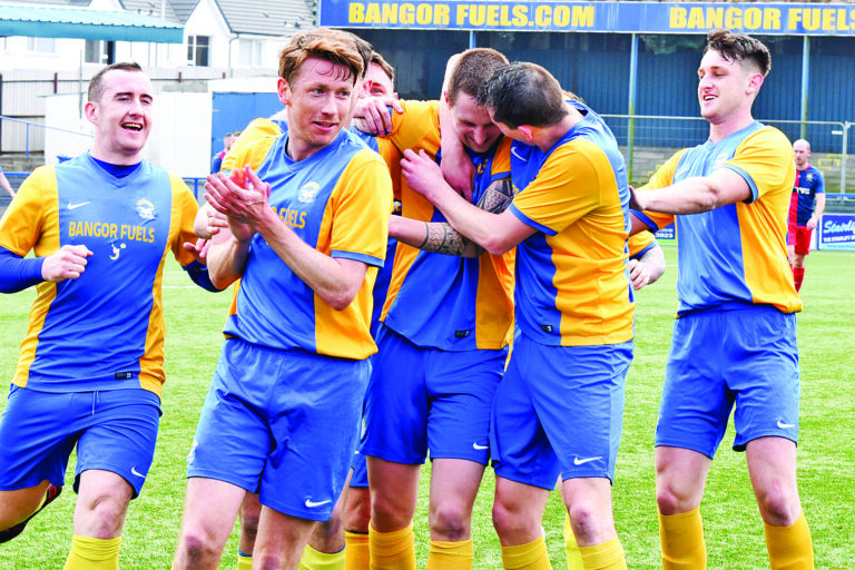 Second chance Saturday for Bangor Football Club