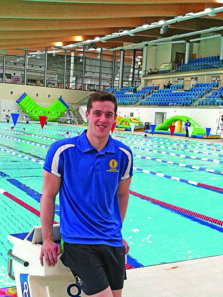 Bangor Swimmers enjoy Commonwealth experience