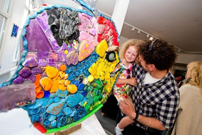 Marine exhibition opens in Down Art Centre